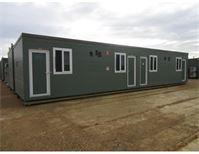 4 person VIP accommodation unit