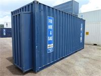 """20"""" shipping container"""