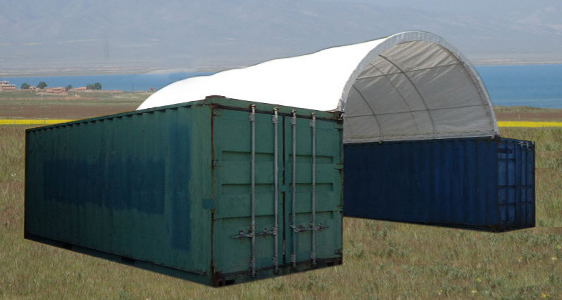 C2040s - Container Shelter